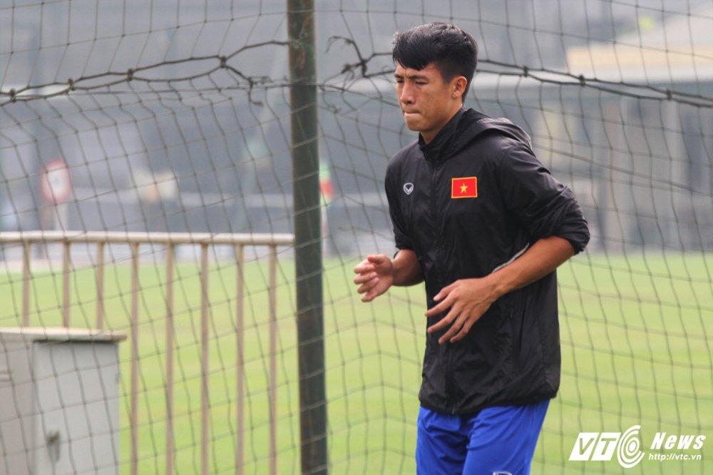 HLV Park Hang Seo gach ten Bui Tien Dung truoc gio dau U23 Myanmar hinh anh 1