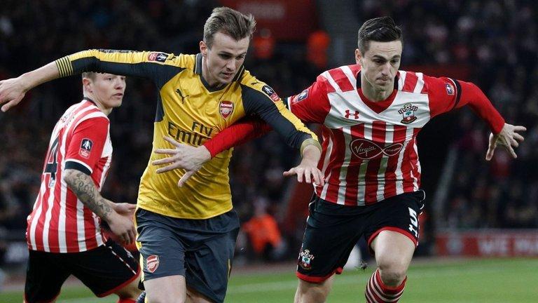 Xem truc tiep Southampton vs Arsenal vong 16 Ngoai Hang Anh 2017 hinh anh 7