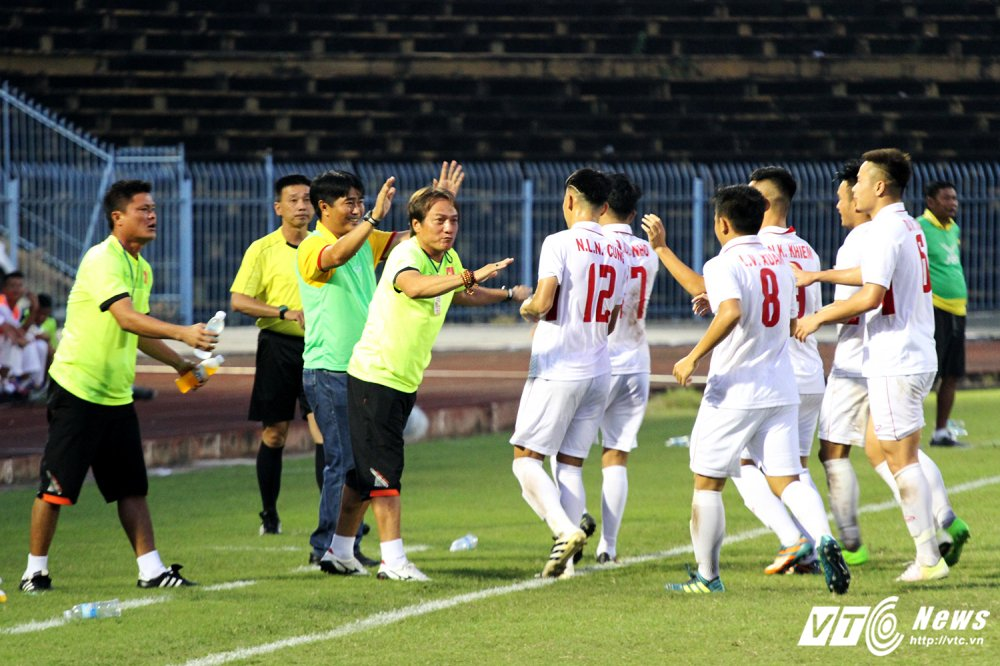 Khac Khiem ghi ban cuc nhanh, U19 Viet Nam cam chan U21 Myanmar hinh anh 2