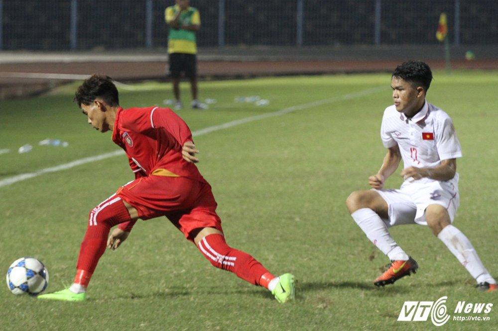 Doi thu cua U21 Viet Nam he lo lua cau thu da SEA Games 30 hinh anh 1