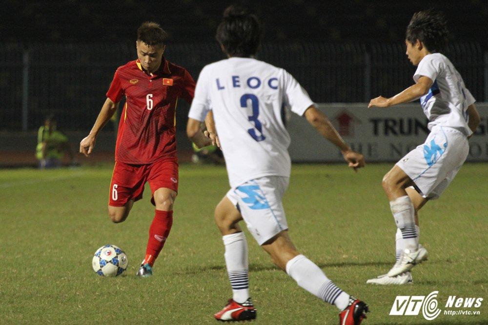 Video truc tiep U19 Viet Nam vs U21 Yokohama - U21 Quoc te 2017 hinh anh 3