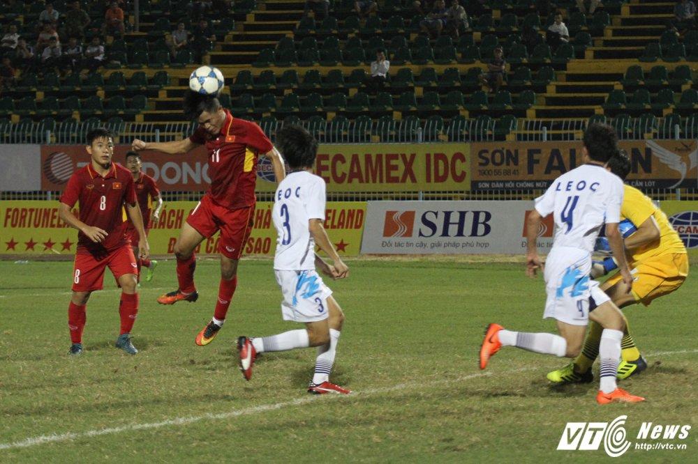 Video truc tiep U19 Viet Nam vs U21 Yokohama - U21 Quoc te 2017 hinh anh 2