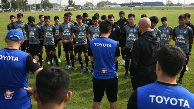 HLV U23 Thai Lan: 'Chung toi tung thang Viet Nam, khong co gi dang ngai' hinh anh 1