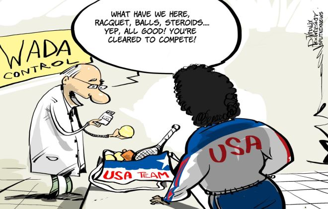 Cam Nga du Olympic mua dong: Chien tranh lanh cua the thao the gioi? hinh anh 2