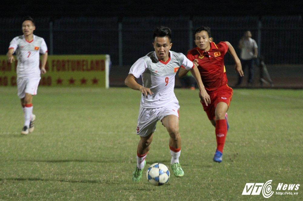 Video truc tiep U21 Viet Nam vs U19 Viet Nam giai U21 Quoc te 2017 hinh anh 4