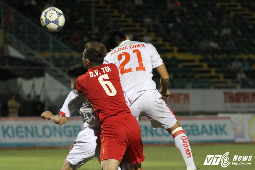 Video truc tiep U21 Viet Nam vs U19 Viet Nam giai U21 Quoc te 2017 hinh anh 3