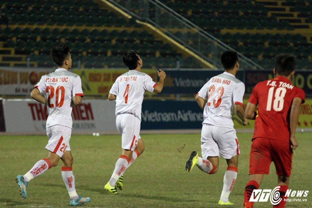 Video truc tiep U21 Viet Nam vs U19 Viet Nam giai U21 Quoc te 2017 hinh anh 5