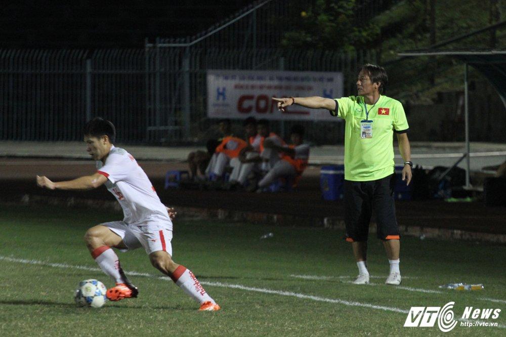 Video truc tiep U21 Viet Nam vs U19 Viet Nam giai U21 Quoc te 2017 hinh anh 1