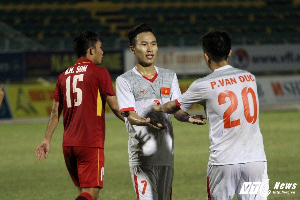 Vui dap dan em U19 Viet Nam, U21 Viet Nam sang cua vao chung ket hinh anh 1