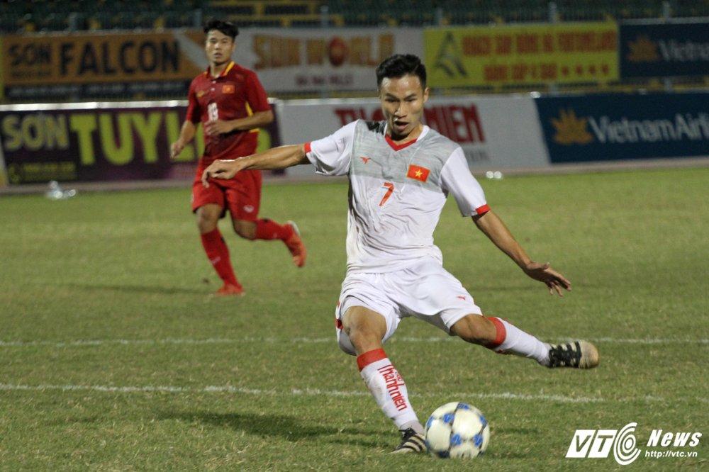 Video truc tiep U21 Viet Nam vs U19 Viet Nam giai U21 Quoc te 2017 hinh anh 2