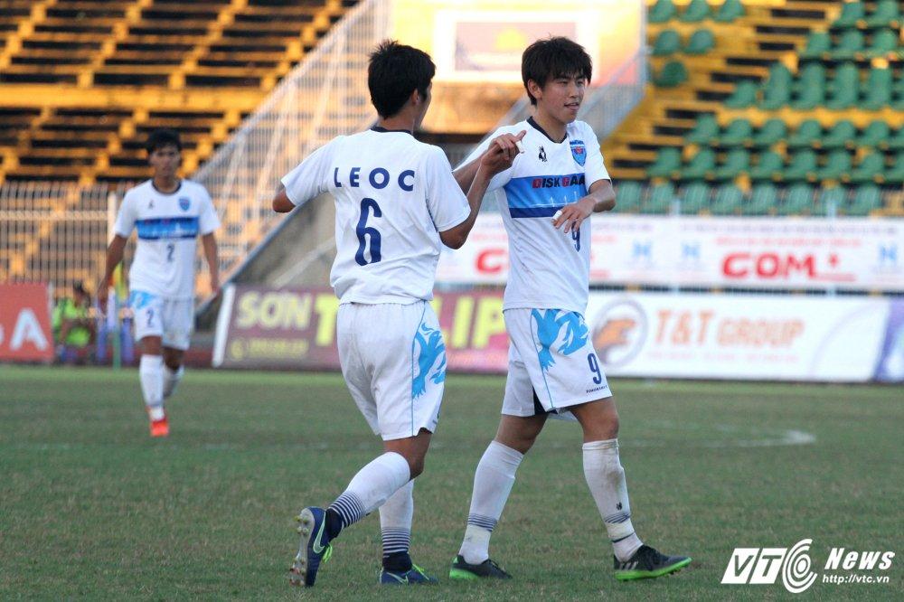 Nhan dinh U21 Viet Nam vs U21 Yokohama: Ha nguoi Nhat, vuot nguoi Thai hinh anh 1