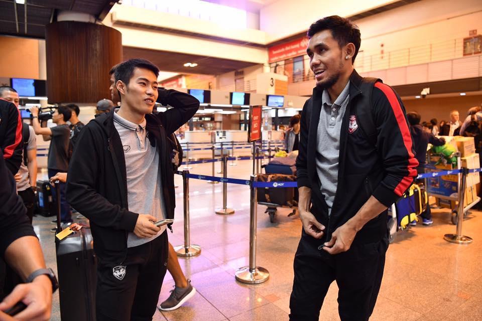 Muangthong mang ca dan tuyen thu Thai Lan sang Viet Nam gianh cup hinh anh 1