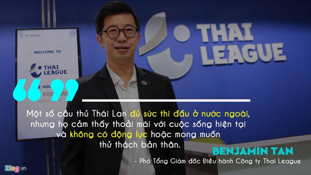 Giam doc giai Thai Lan: 'Cong Phuong se giup Thai League hap dan hon' hinh anh 2