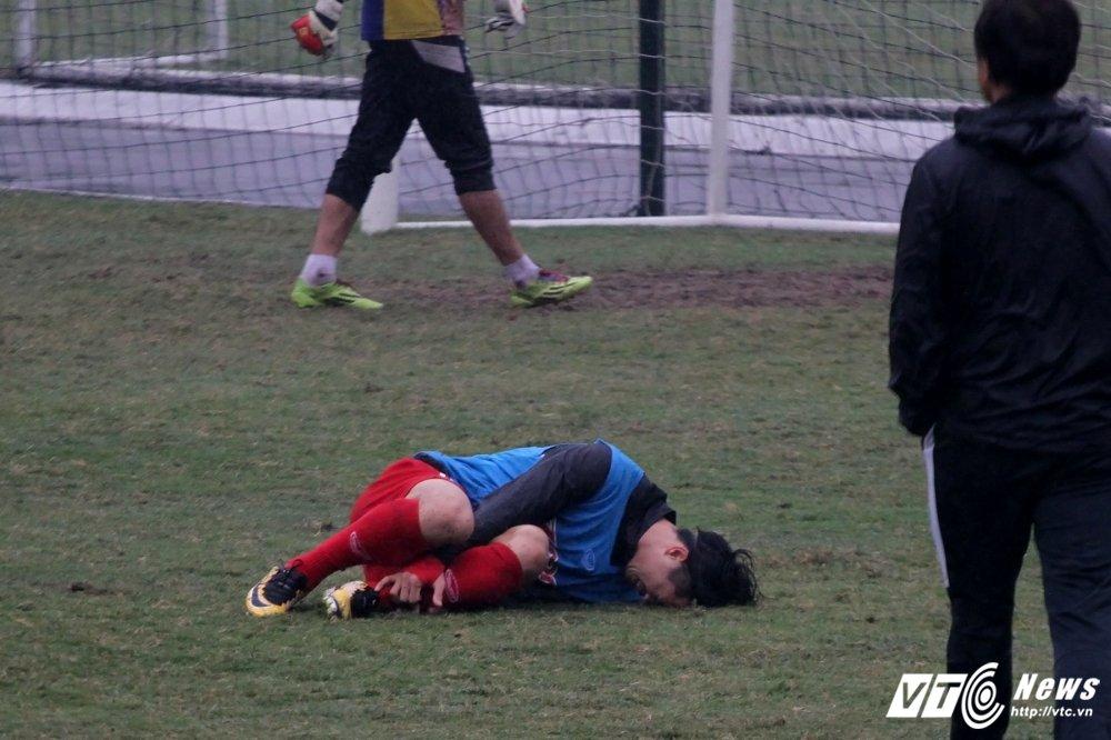 HLV Park Hang Seo treo thuong nuoc ngot, U23 Viet Nam cang minh dam mua dau tap hinh anh 10
