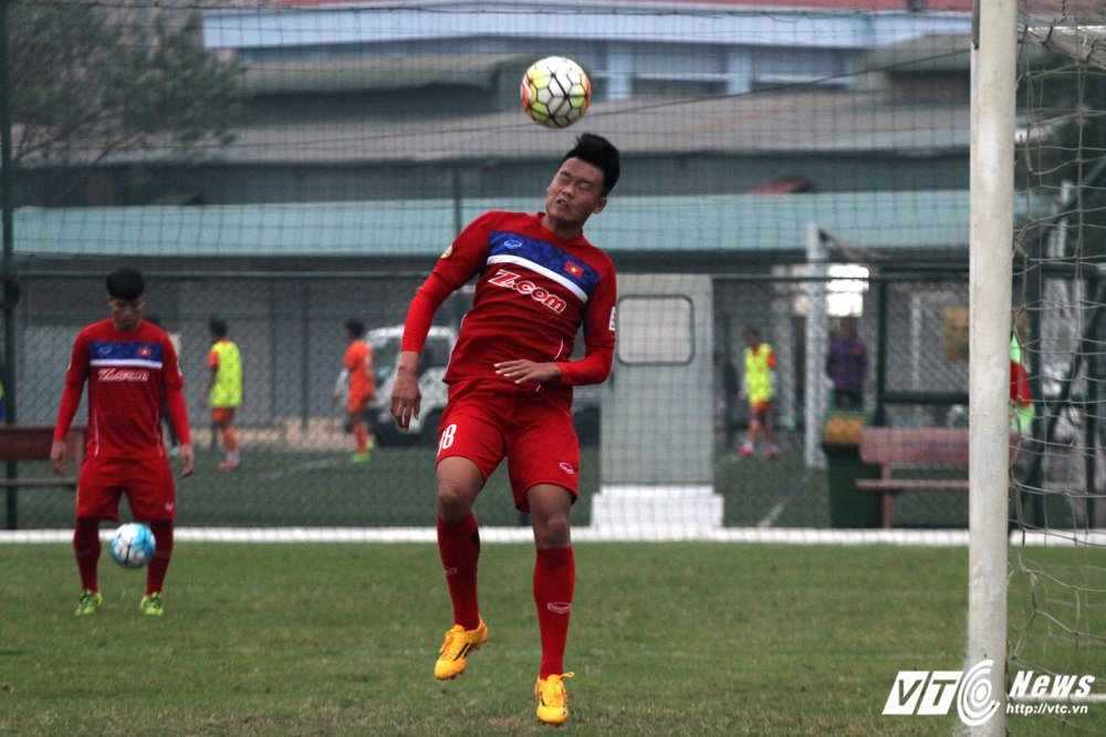 Than tuong Nhu Thanh, Ramos, tan binh U23 Viet Nam tu tin co suat du giai chau A hinh anh 1