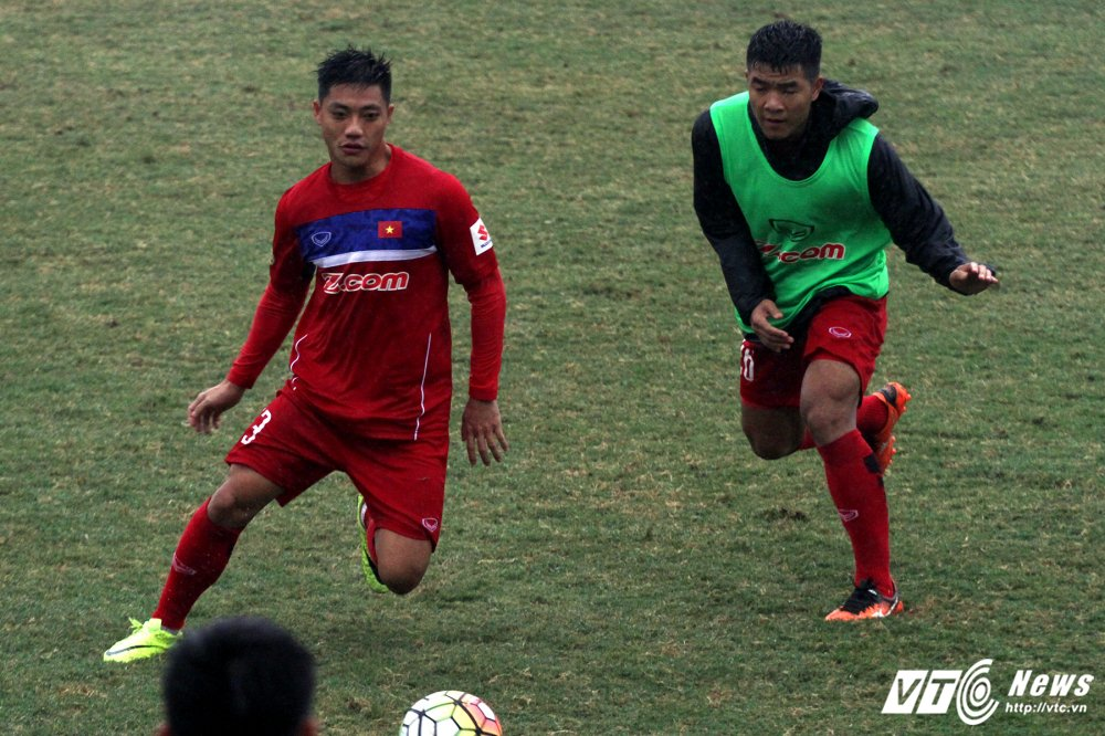 HLV Park Hang Seo treo thuong nuoc ngot, U23 Viet Nam cang minh dam mua dau tap hinh anh 12