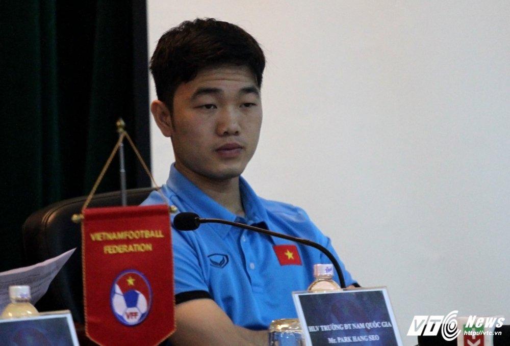 Xuan Truong: 'Khong co ap luc, U23 Viet Nam se lam tot thoi' hinh anh 1