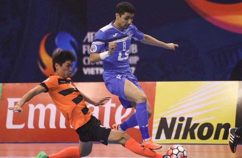 Cuu cau thu Thai Son Nam duoc de cu Qua bong vang Futsal the gioi hinh anh 1