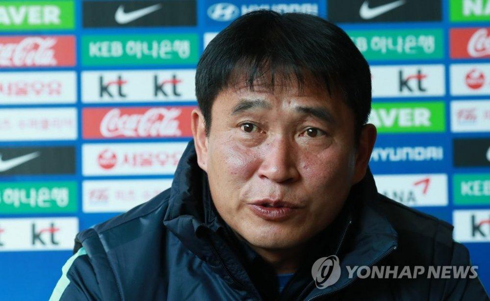 HLV Han Quoc che U23 Viet Nam phong ngu kem hinh anh 1
