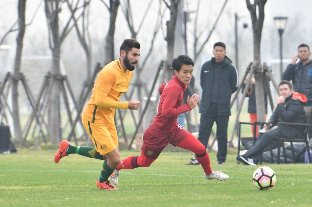 Nguoi Thai canh bao U23 Viet Nam: Australia manh nhat giai U23 chau A hinh anh 1