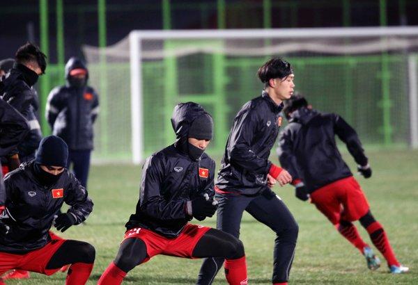 U23 Viet Nam tap duoi cai lanh 0 do, HLV Park Hang Seo co them tro thu hinh anh 4