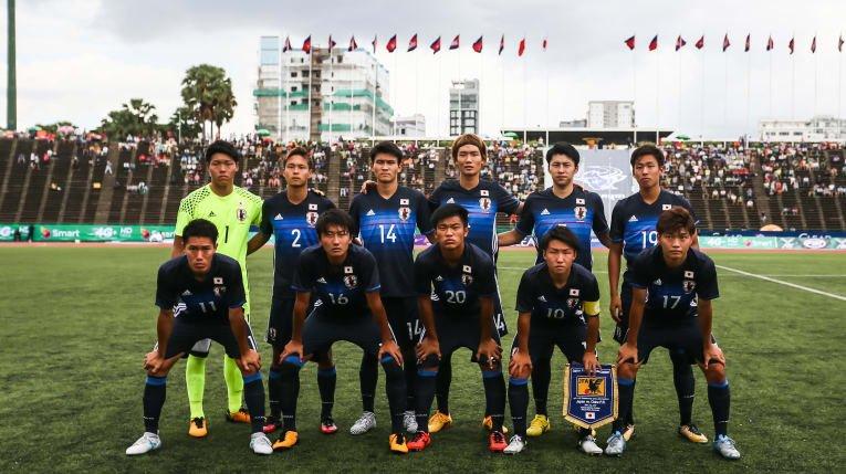 Truc tiep U23 Nhat Ban vs U23 Palestine bang B VCK U23 chau A hinh anh 1