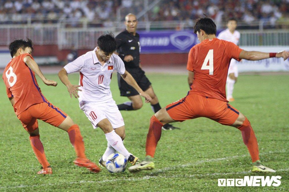 Xem U23 Viet Nam vs U23 Han Quoc tren kenh nao? hinh anh 1