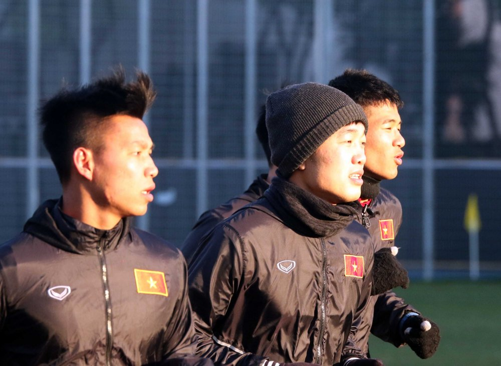 Cong Phuong: U23 Australia hien tai manh hon lua tung thua U19 Viet Nam hinh anh 1