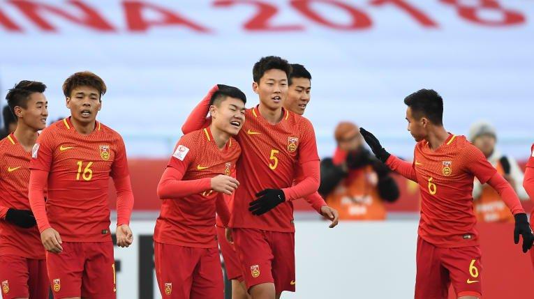 Truc tiep U23 Uzbekistan vs U23 Trung Quoc - Bang A U23 chau A 2018 hinh anh 1