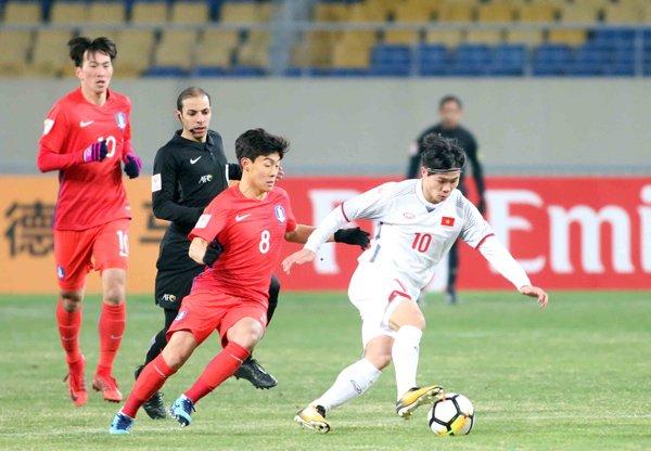 Bao Han Quoc ngo ngang: U23 Viet Nam manh hon du kien hinh anh 1