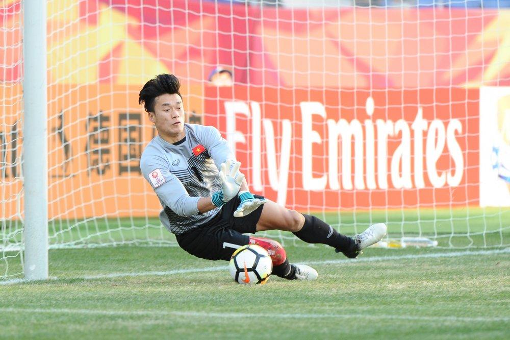 Anh: U23 Viet Nam gianh chien thang chan dong U23 chau A hinh anh 8