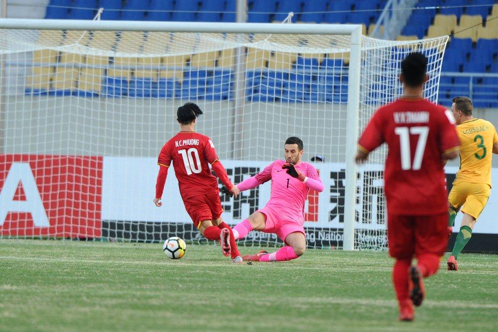 Anh: U23 Viet Nam gianh chien thang chan dong U23 chau A hinh anh 4