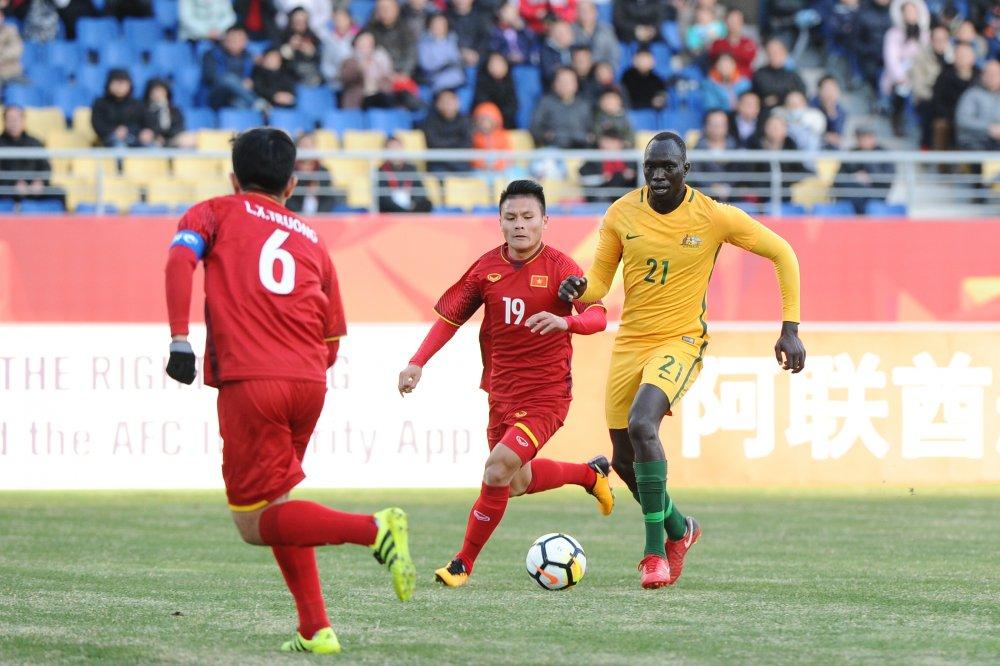 Anh: U23 Viet Nam gianh chien thang chan dong U23 chau A hinh anh 5
