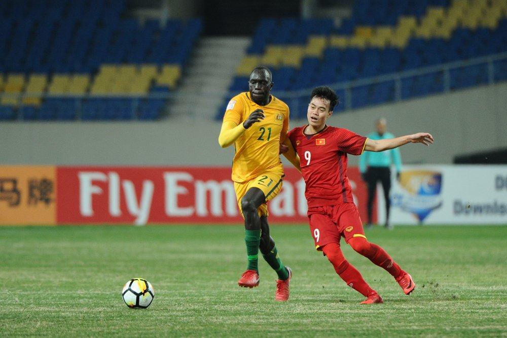 Van Toan: 'U23 Viet Nam chuan bi du chuyen mon, can tam ly tot' hinh anh 1