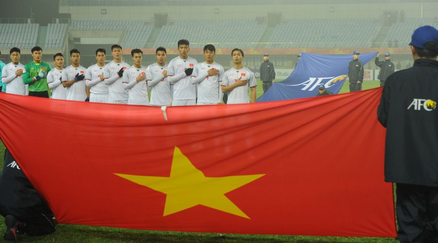 Thu tuong gui thu chuc mung U23 Viet Nam gianh ve vao tu ket U23 chau A hinh anh 1