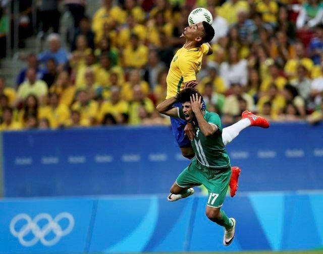 HLV U23 Iraq tung vo hieu hoa Neymar, danh bai HLV Huu Thang the nao? hinh anh 2