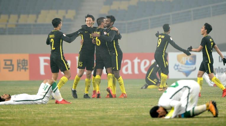 Truc tiep U23 Han Quoc vs U23 Malaysia tu ket U23 chau A hinh anh 1