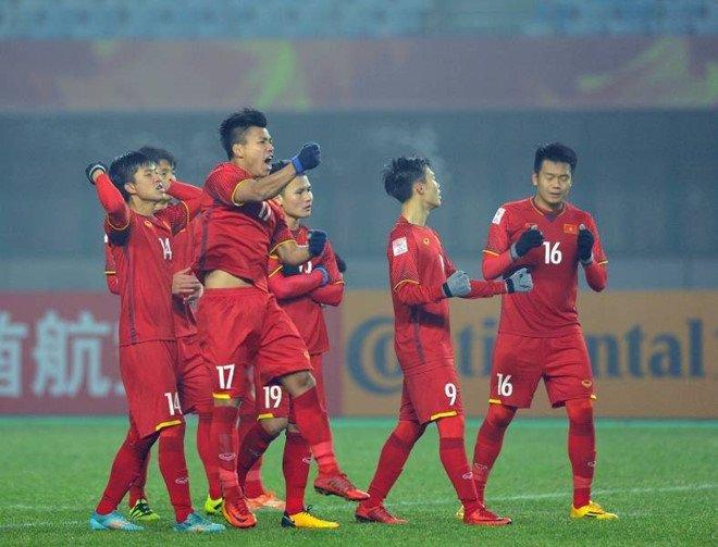 Ket qua U23 Viet Nam vs U23 Qatar: Hap dan tran ban ket U23 Chau A hinh anh 15