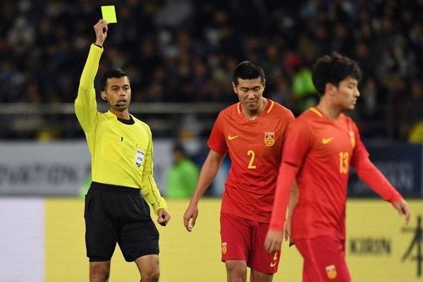 Xac dinh trong tai bat tran ban ket U23 Viet Nam vs U23 Qatar hinh anh 1