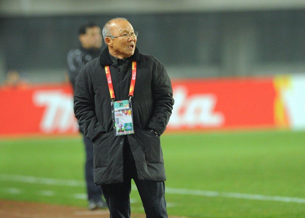 HLV Park Hang Seo: U23 Viet Nam vao nhom doi bong manh nhat chau A hinh anh 1