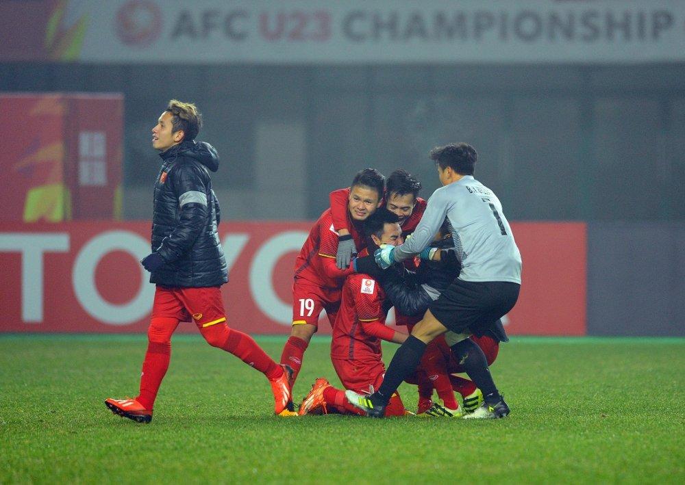 Bao Qatar ne so, goi U23 Viet Nam la 'sat thu cua cac ong lon' hinh anh 1