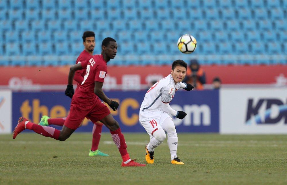 U23 Viet Nam xuat sac thang luan luu U23 Qatar, vao chung ket U23 chau A hinh anh 1
