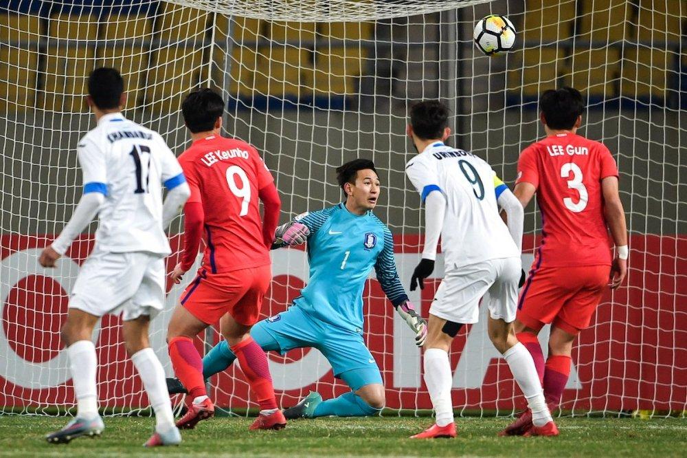 Xac dinh xong doi thu cua U23 Viet Nam tai chung ket U23 chau A hinh anh 1