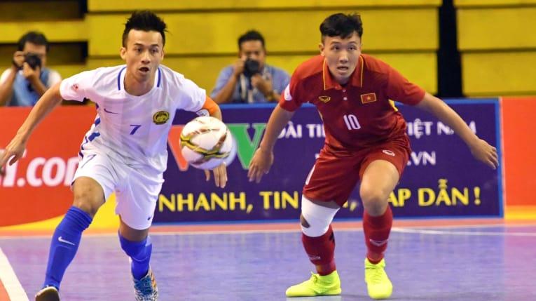 Tuyen Futsal Viet Nam khong chiu ap luc tu thanh cong cua U23 Viet Nam hinh anh 1