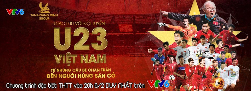 Het mung cong o TP.HCM, U23 Viet Nam lai ve Ha Noi giao luu hinh anh 1