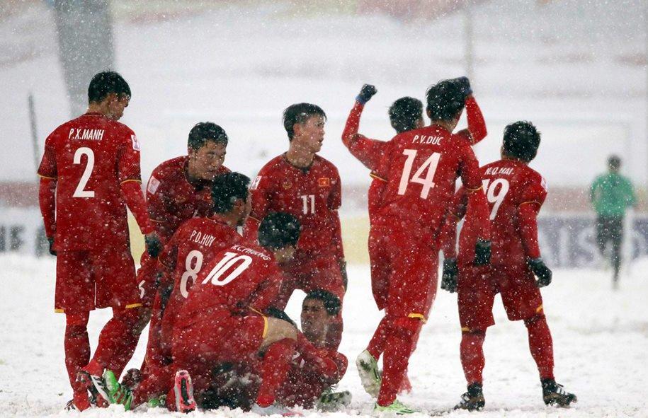 Cuu danh thu Dang Phuong Nam: U23 Viet Nam khong co dau hieu tu man hinh anh 1