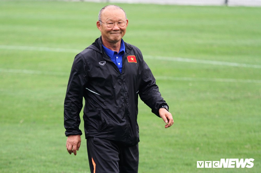 Park Hang Seo mo duong cho HLV Han Quoc den Viet Nam hinh anh 1