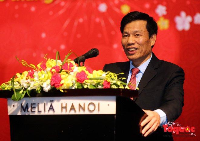 Bo truong Nguyen Ngoc Thien: 'Tam quen chien thang de tu tin buoc vao dau truong ASIAD 2018' hinh anh 1