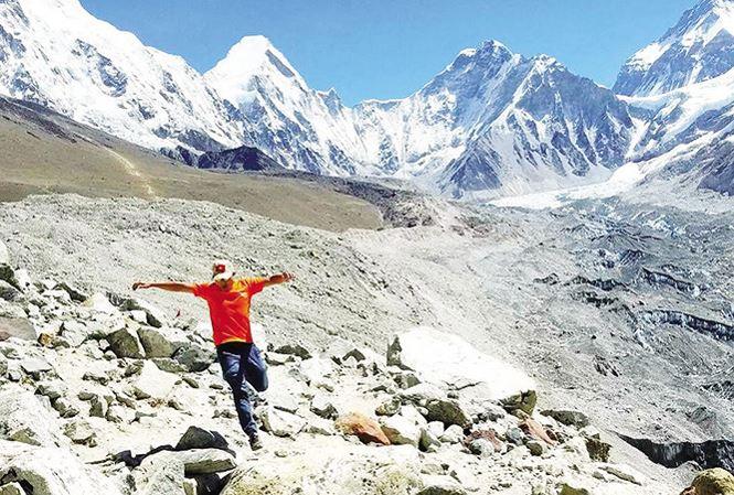 Nhung 'di nhan' trong lang chay Viet: Chinh phuc marathon Everest, nham toi marathon Bac Cuc hinh anh 1