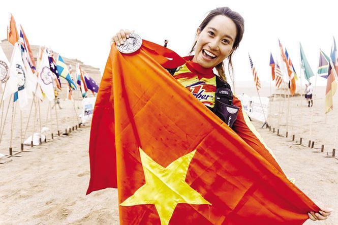 Nhung 'di nhan' trong lang chay Viet: Chinh phuc marathon Everest, nham toi marathon Bac Cuc hinh anh 2